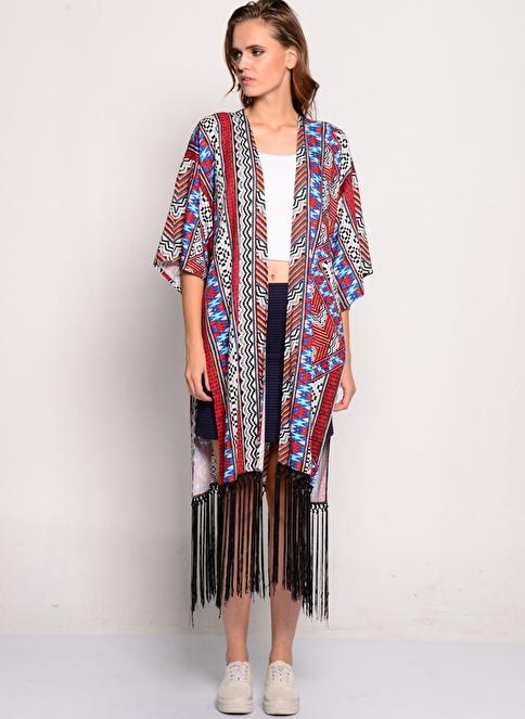Minkpink Kimono Renkli